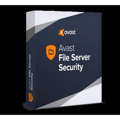 Avast File Server Security