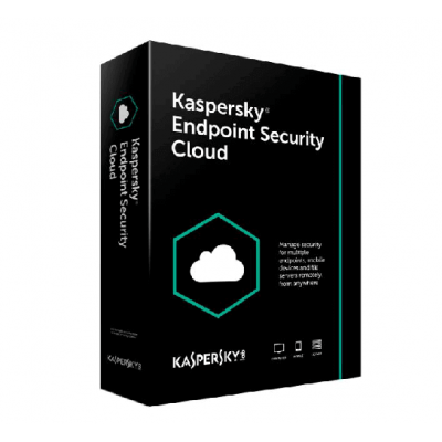 Kaspersky Endpoint Security Cloud, 1an, noua