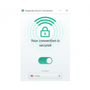 Kaspersky Secure Connection Licenta electronica