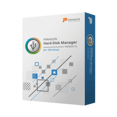 Paragon Hard Disk Manager 16 - Basic Technician