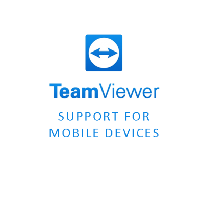 TeamViewer Support for mobile devices